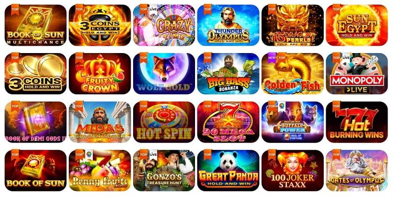 All Right Casino slots